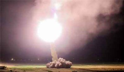 حمله موشکی ایران به داعش تایید شد