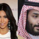 رسوایی اخلاقی کیم کارداشیان و ولیعهد عربستان