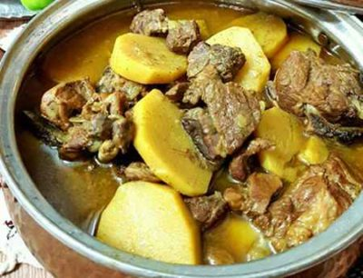 طرز پخت آبریز ( اوبریز )
