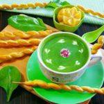طرز پخت سوپ اسفناج