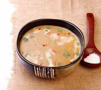 طرز پخت سوپ تمبر هندی