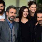عکس بازیگران سریال ترکی رهایی