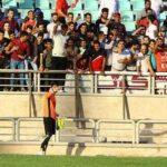 عکس علیرضا بیرانوند با هواداران پرسپولیس