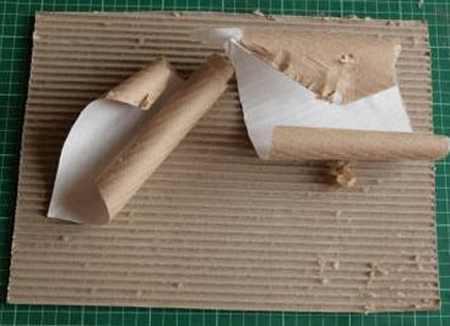 ساخت مقوای موج دار 3 - آموزش ساخت مقوای موج دار با بهترین و ساده ترین روش ممکن