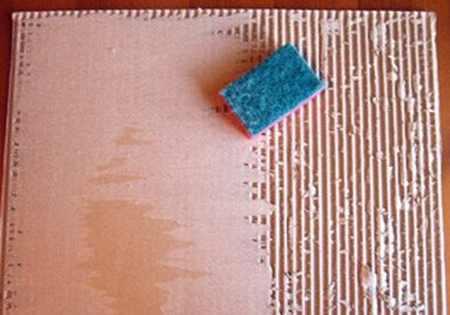 آموزش ساخت مقوای موج دار (4)
