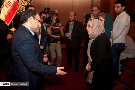 امیر تتلو و بهنوش بختیاری در جشن سالگرد فارس پلاس (7)