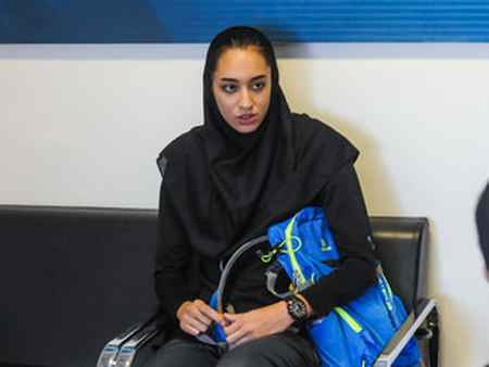 بیوگرافی کیمیا علیزاده قهرمان تکواندو (1)