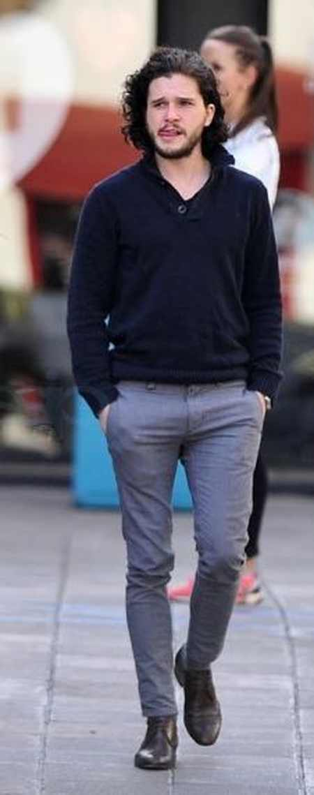جان اسنو در بازی تاج و تخت 2017 (19)