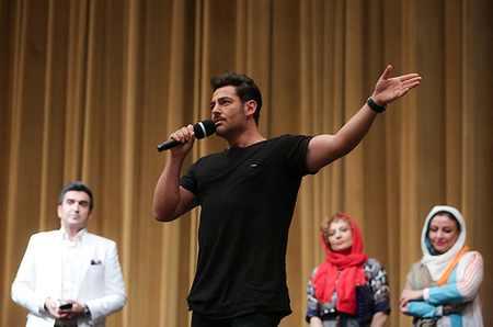 جشن فیلم آینه بغل با اجرای محمدرضا گلزار (12)
