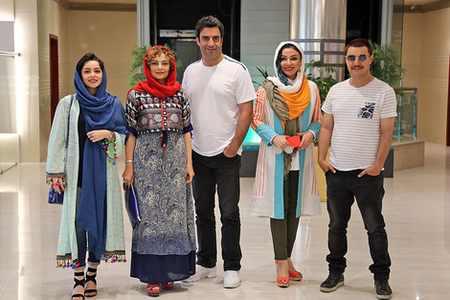 جشن فیلم آینه بغل با اجرای محمدرضا گلزار (13)