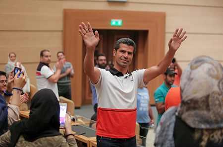 جشن فیلم آینه بغل با اجرای محمدرضا گلزار (5)