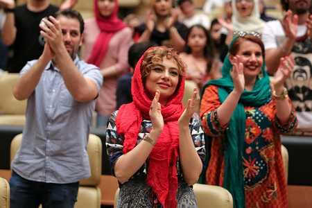 جشن فیلم آینه بغل با اجرای محمدرضا گلزار (6)
