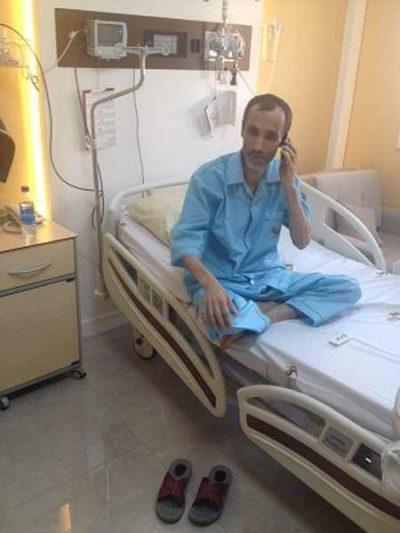 حمید بقایی معاون احمدی نژاد در بیمارستان بستری شد