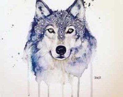 داستان آموزنده درباره عاشق شدن گرگ
