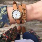 ست ساعت و دستبند دخترانه 2017