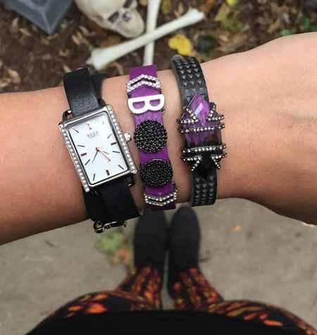 ست ساعت و دستبند دخترانه 2017 5 ست ساعت و دستبند دخترانه 2017