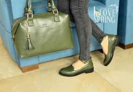 ست کیف و کفش های تابستانی 5 ست کیف و کفش های تابستانی