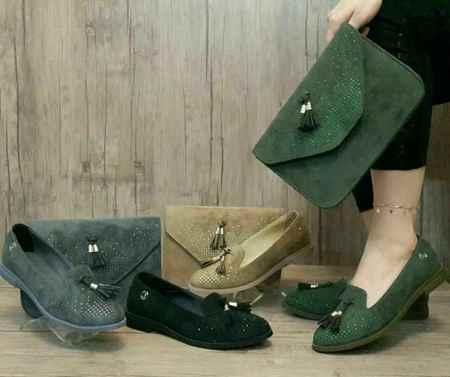 ست کیف و کفش های تابستانی 9 ست کیف و کفش های تابستانی