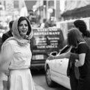 عکس لیلا حاتمی در جشنواره تورنتو (1)