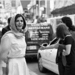 عکس لیلا حاتمی در جشنواره تورنتو