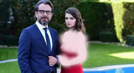 عکس های آیلین و یکتا در سریال رهایی (2)