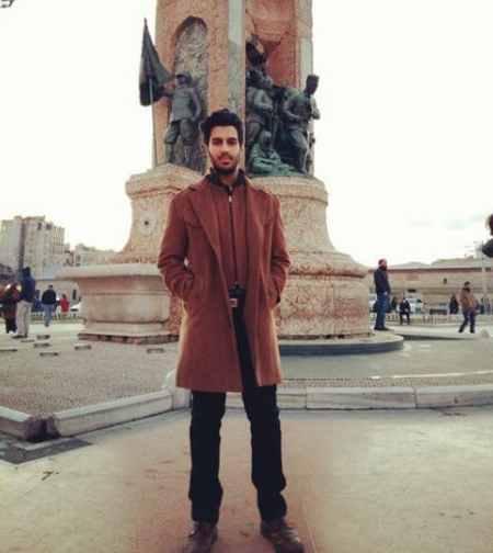 عکس های رهام هادیان خواننده ماکان باند (7)