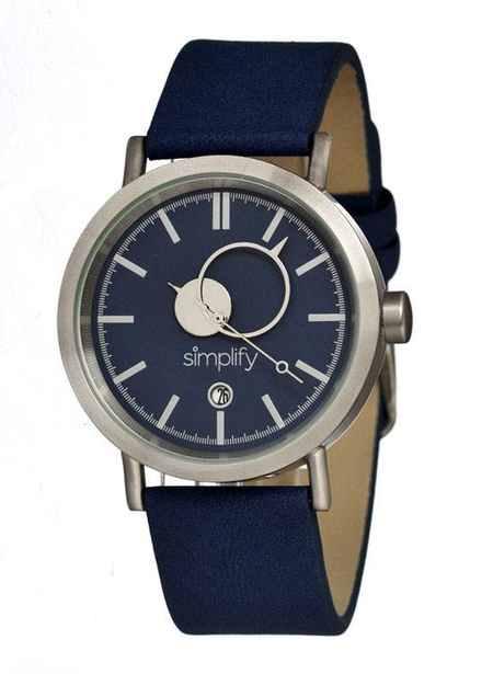 مدل ساعت مچی مردانه Simplify (1)