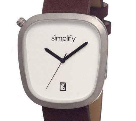 مدل ساعت مچی مردانه Simplify (11)