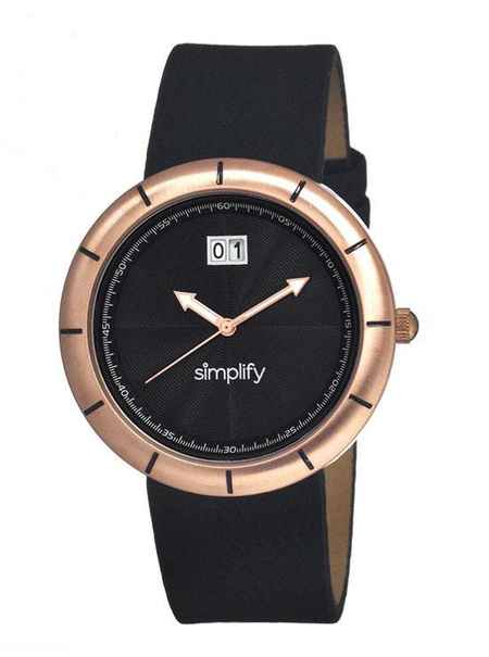 مدل ساعت مچی مردانه Simplify 4 مدل ساعت مچی مردانه Simplify