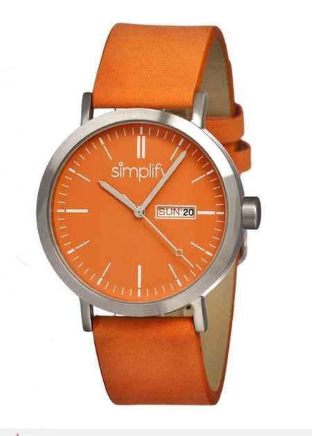مدل ساعت مچی مردانه Simplify (8)