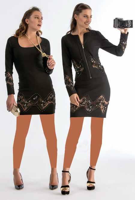 مدل لباس ترکی برند Nice Istanbul (8)