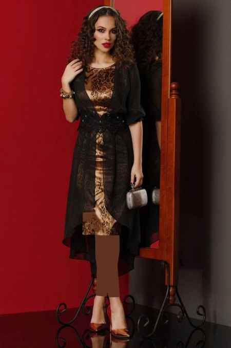 مدل لباس مجلسی لیزانا (1)