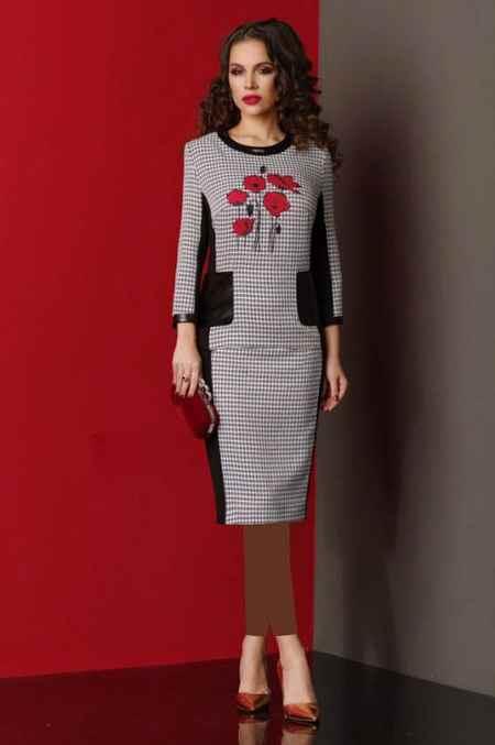 مدل لباس مجلسی لیزانا (7)