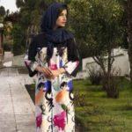 مدل مانتو تابستانی دخترانه تن پوش 2017