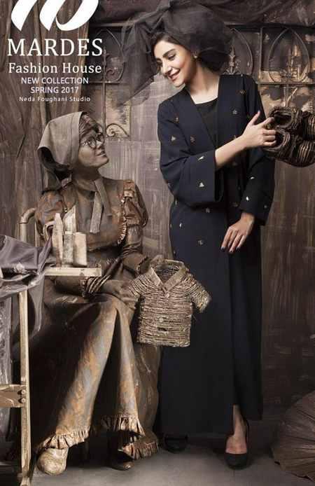 مدل مانتو مجلسی برند ماردس Mardes (10)