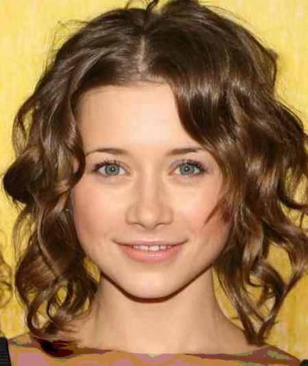 مدل مو کوتاه موج دار دخترانه (4)
