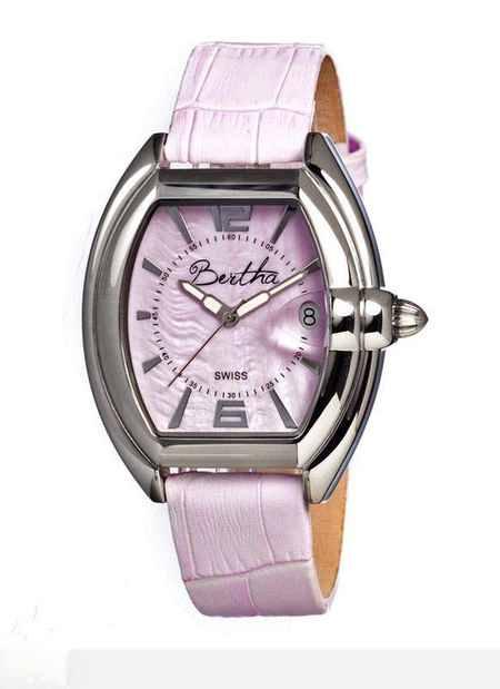 مدل های ساعت زنانه Bertha USA 10 مدل های ساعت زنانه Bertha USA