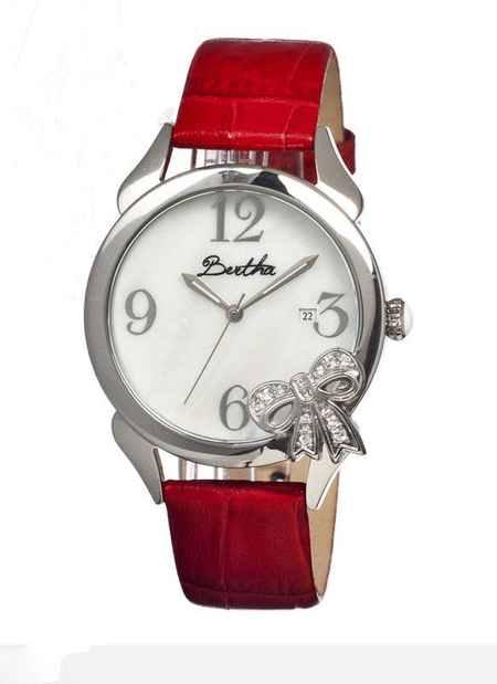 مدل های ساعت زنانه Bertha USA 5 مدل های ساعت زنانه Bertha USA