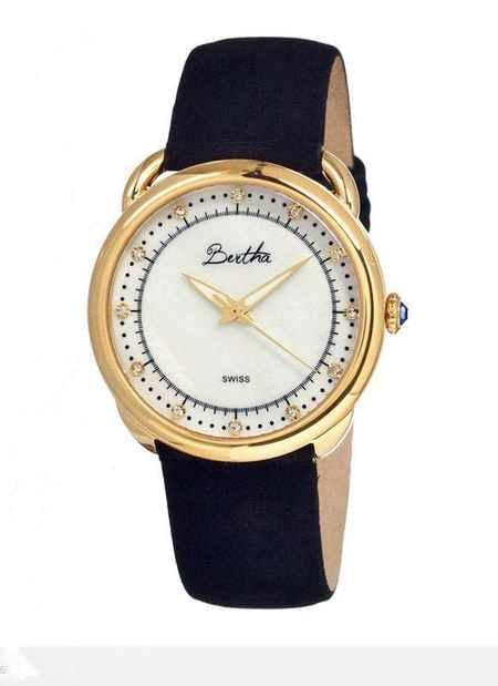 مدل های ساعت زنانه Bertha USA (7)
