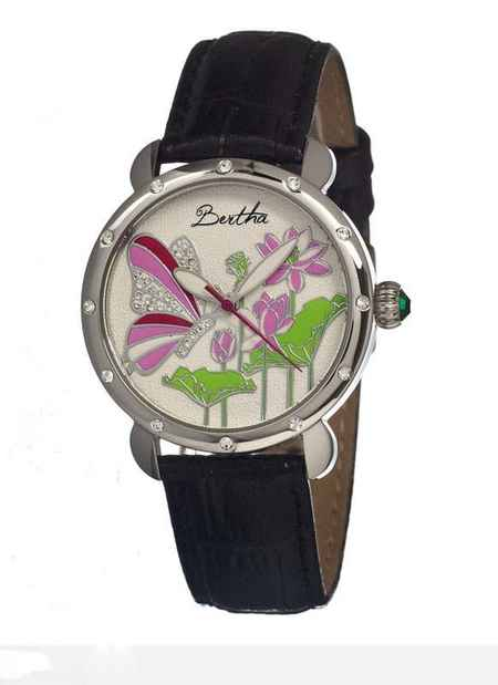 مدل های ساعت زنانه Bertha USA 9 مدل های ساعت زنانه Bertha USA