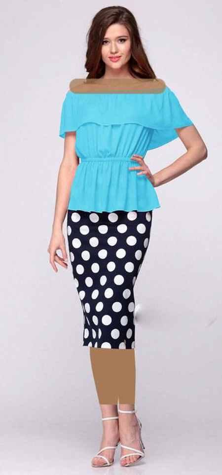 مدل های لباس مجلسی زنانه Faufilure (3)