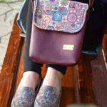 مدل های کیف و کفش طرح دار برند لیرو