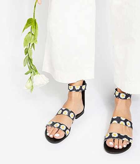 مدل کفش تابستانی زنانه و دخترانه 2017 (12)
