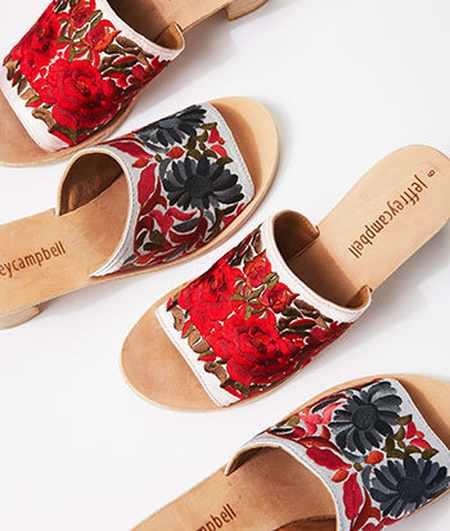 مدل کفش تابستانی زنانه و دخترانه 2017 (28)