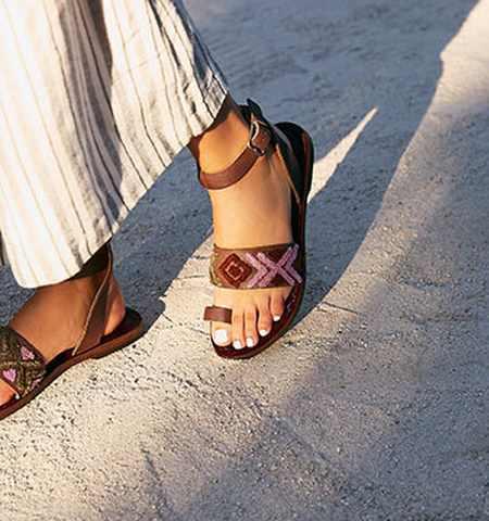 مدل کفش تابستانی زنانه و دخترانه 2017 (9)