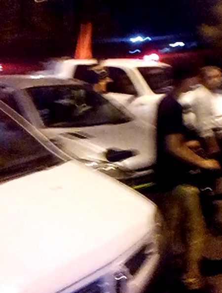 کلیپ صحنه تیراندازی مرگبار در مشهد