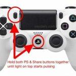 آموزش اتصال دسته PS4 به PS3 به صورت بی سیم