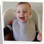 آموزش دوختن پیشبند نوزاد