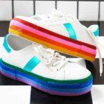 آموزش رنگ آمیزی و تزیین کفش اسپرت