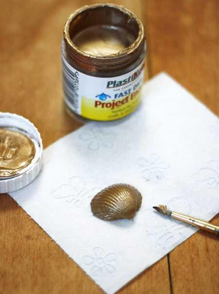آموزش ساخت انگشتر صدفی (2)